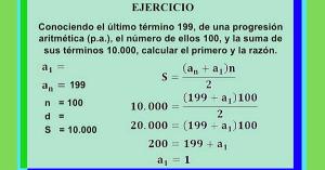 Sumar una serie aritmetica